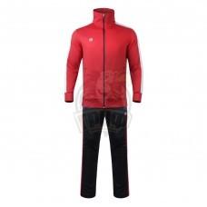 Костюм спортивный Mooto (красный/черный)