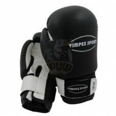 Перчатки боксерские Vimpex Sport 3009/2 кожа