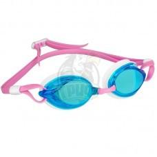 Очки для плавания тренировочные Mad Wave Spurt (розовый)