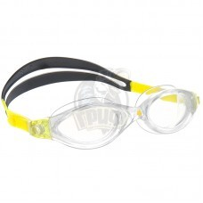 Очки для плавания тренировочные Mad Wave Clear Vision CP Lens (желтый)
