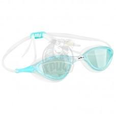 Очки для плавания тренировочные Mad Wave Fit (голубой)