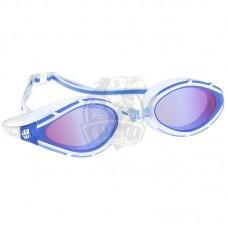Очки для плавания тренировочные Mad Wave Sun Blocker (синий)