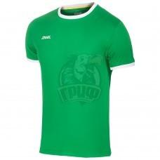 Футболка игровая Jögel (зеленый/белый)