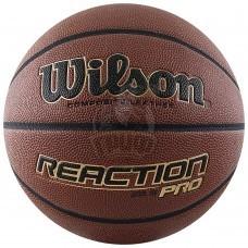 Мяч баскетбольный тренировочный Wilson Reaction Pro Indoor/Outdoor №6