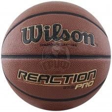 Мяч баскетбольный подростковый тренировочный Wilson Reaction Pro Indoor/Outdoor №5
