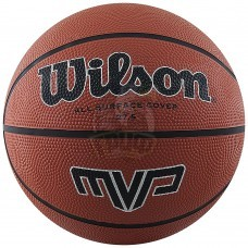 Мяч баскетбольный любительский Wilson MVP Indoor/Outdoor №5