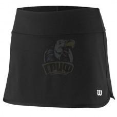 Юбка спортивная для девочек Wilson Team 11 Skirt Girl (черный)
