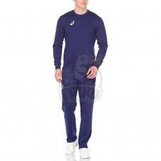 Костюм спортивный мужской Asics Man Knit Suit (синий)