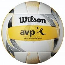 Мяч для пляжного волейбола тренировочный Wilson AVP II Replica Beach