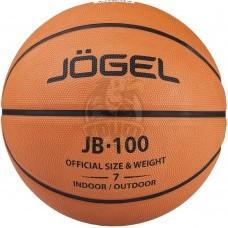 Мяч баскетбольный тренировочный Jögel Indoor/Outdoor №7