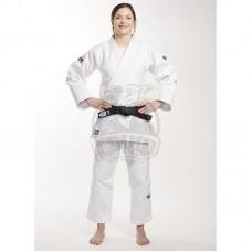 Куртка дзюдо Ippon Gear Fighter Slim Fit (75% хлопок, 25% полиэстер)