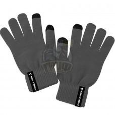Перчатки лыжные Fischer City (серый)
