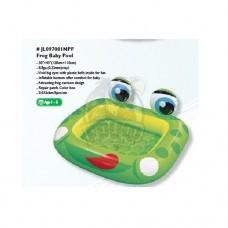 Бассейн для малышей надувной Jilong Frog Baby Pool (90 л)