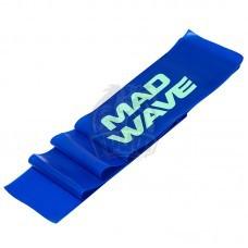 Эспандер-лента Mad Wave Stretch Band (синий)