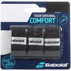 Обмотка для теннисной ракетки Babolat Overgrip Tour Original (черный)