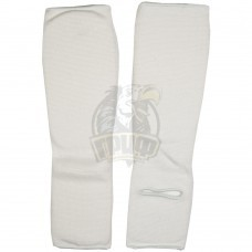 Защита голени и стопы для единоборств Ayoun (белый)