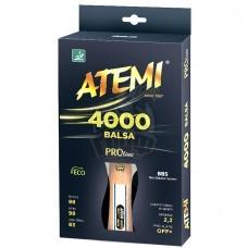 Ракетка для настольного тенниса Atemi 4000 Balsa