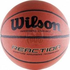 Мяч баскетбольный подростковый тренировочный Wilson Reaction Indoor/Outdoor №5