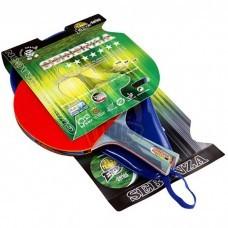 Ракетка для настольного тенниса с чехлом Giant Dragon Sebenza 7*