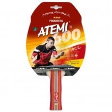 Ракетка для настольного тенниса Atemi 600 Training 3*