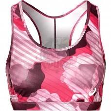 Топ спортивный женский Asics W Gpx Bra (розовый)