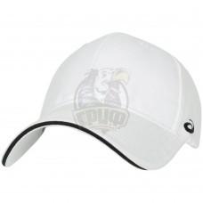 Бейсболка спортивная Asics Cotton Cap (белый)