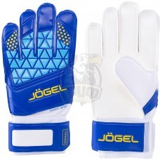 Перчатки вратарские Jogel Nigma Training Flat (синий)