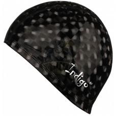 Шапочка для плавания Indigo (черный)