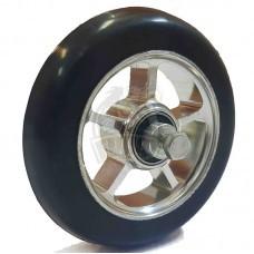 Колесо для лыжероллеров с подшипником Shamov 100*24 (каучук)