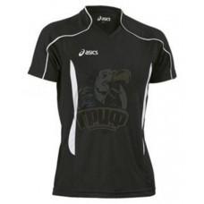 Футболка волейбольная мужская Asics T-Shirt Volo (черный)