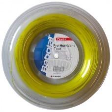 Струна теннисная Babolat Pro Hurricane Tour 1.25/200 м (желтый)