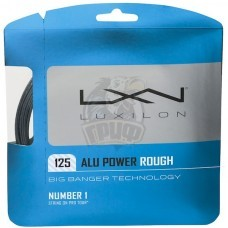 Струна теннисная Luxilon Alu Power Rough 1.25/12.2 м (серебристый)