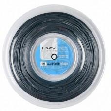 Струна теннисная Luxilon Alu Power Rough 1.25/220 м (серебристый)