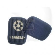 Щитки футбольные Libera