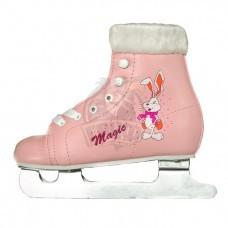 Коньки двухполозные Спортивная Коллекция Magic Pink