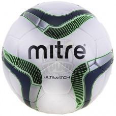 Мяч футбольный тренировочный Mitre Ultimatch №5