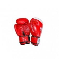 Перчатки боксерские ZEZ кожа