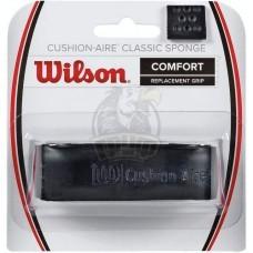 Обмотка базовая для теннисной ракетки Wilson Cushion-Aire Classic Sponge (черный)