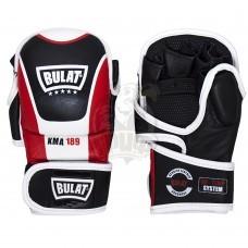 Перчатки для смешанный единоборств Bulat Full Contact MMA кожа