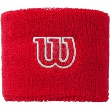 Напульсник Wilson Wristband (красный)