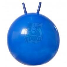 Мяч-попрыгун детский c рожками Libera 45 см