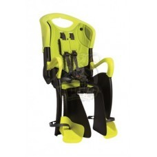 Детское велокресло Bellelli Tiger Relax  Hi-Viz (зеленый/черный)