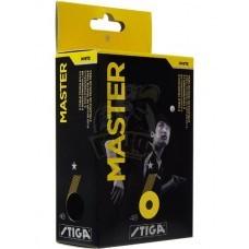 Мячи для настольного тенниса Stiga Master 1* (оранжевый)