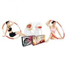 Обруч массажный Health Hoop MAGNETIC 1,2 кг