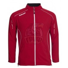 Олимпийка спортивная для мальчиков Babolat Jacket Match Core Boy (красный)