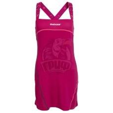 Платье спортивное для девочек Babolat Dress Match Performance Girl (вишневый)