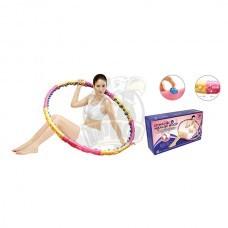 Обруч массажный Health Hoop DYNAMIC 2,3 кг