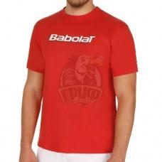 Футболка мужская Babolat Training Basic Men (оранжевый)