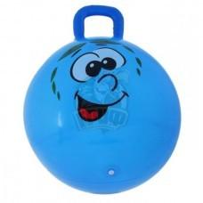 Мяч-попрыгун детский c ручкой Libera 50 см