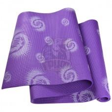Коврик для занятия йогой Winmax Sport (фиолетовый)